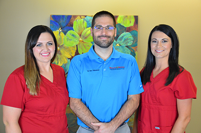 the breaux bridge chiropractic team