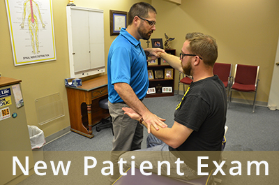 new chiropractic patients welcome