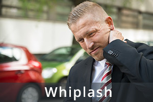 whiplash neck pain treatment